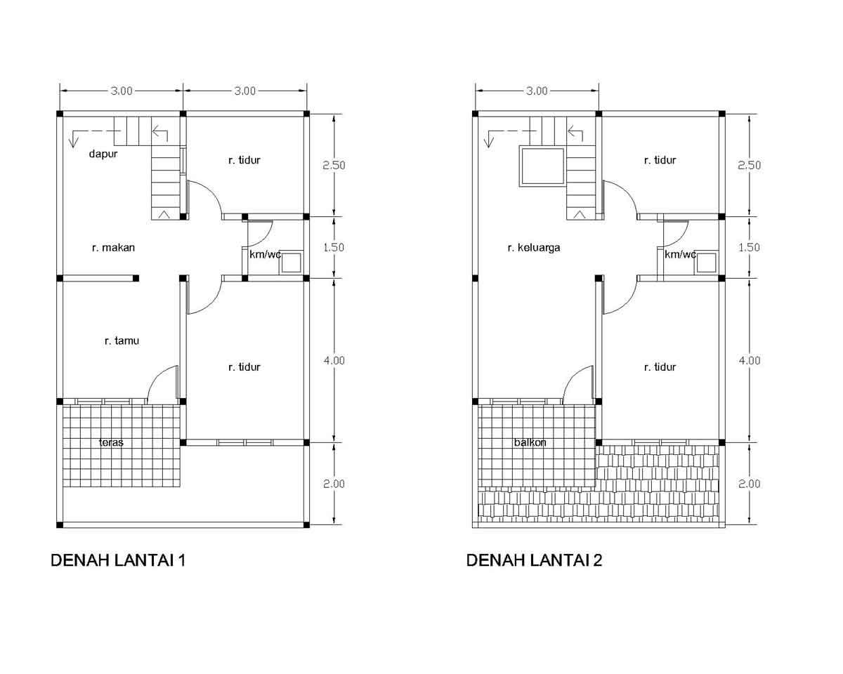 Renovasi Rumah Type Kpr Btn Serba Serbi Desain