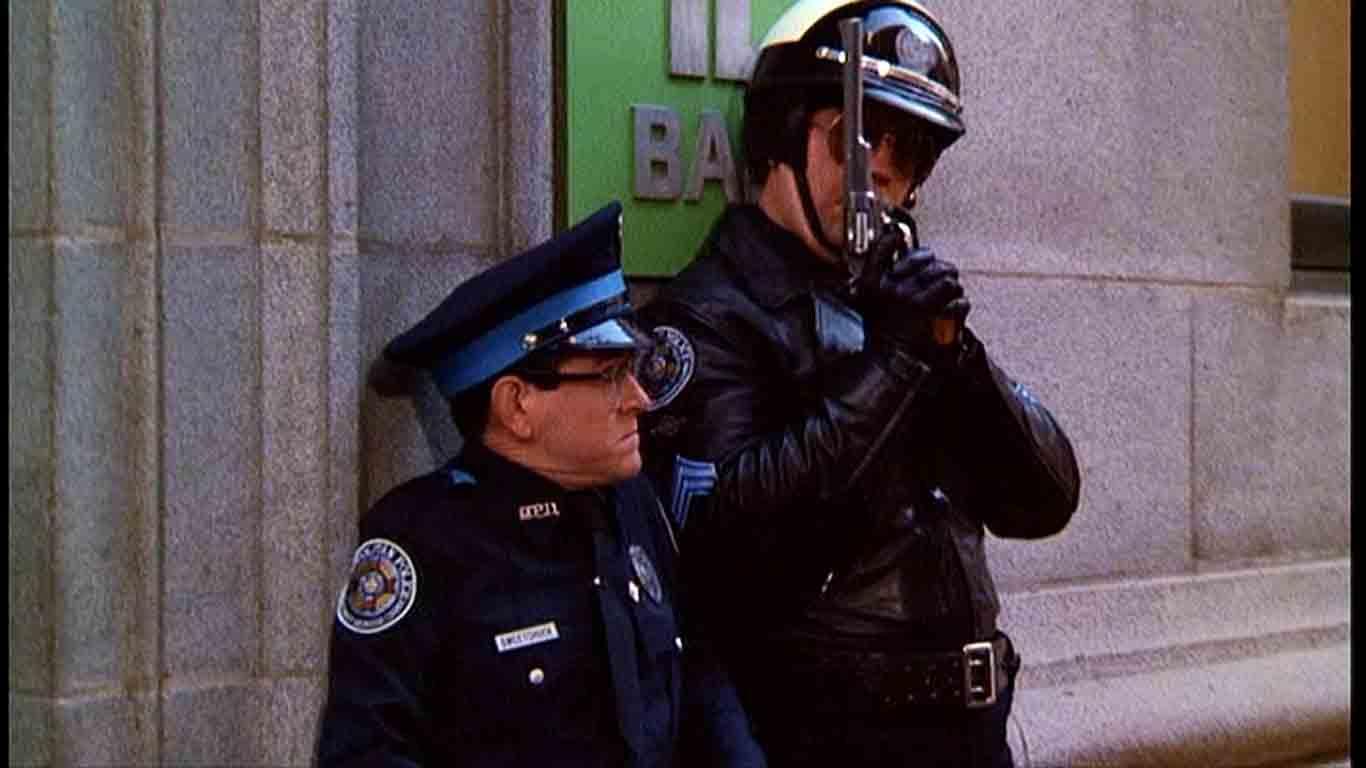 The movie police academy