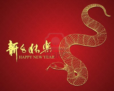Chinese New Year Snake Festival Images