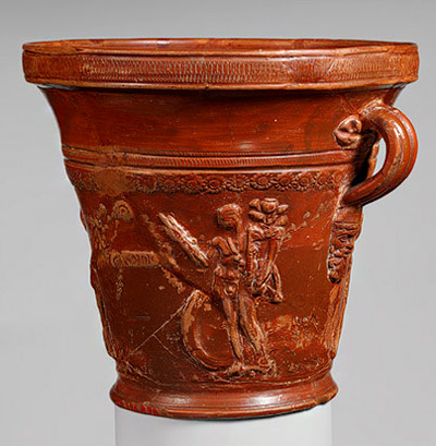 Arretium arezzo toscana for Vasi antichi romani