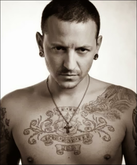 Chester Bennington Hairstyles Men Hair Styles Collection