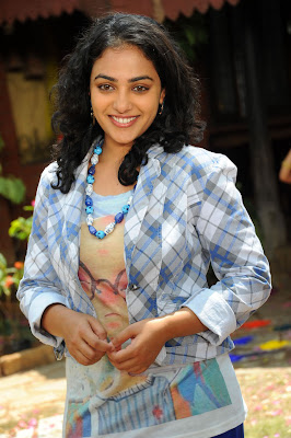 nitya menon , nitya menon new latest photos