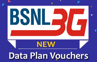 BSNL 3G New Plan Voucher DPV 4499