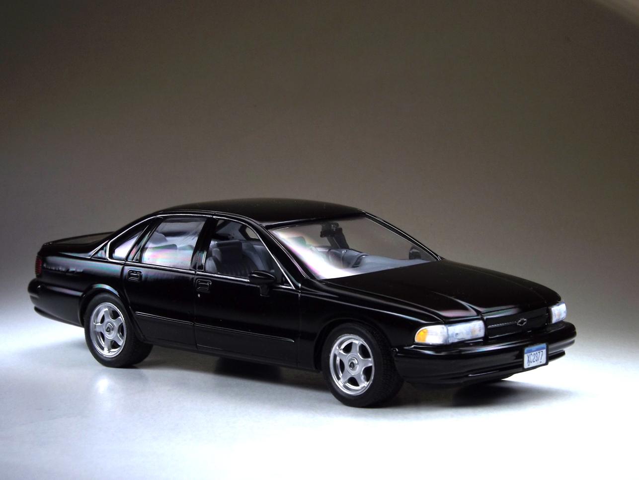 chevy impala ss 1994 garagem124. Black Bedroom Furniture Sets. Home Design Ideas
