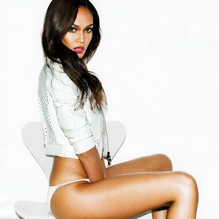 Joan Smalls sexy in GQ February 2012