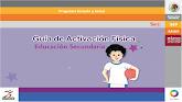 GUÍA DE ACTIVACIÓN FÍSICA SECUNDARIA