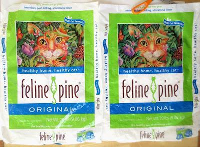 plastic litter bags