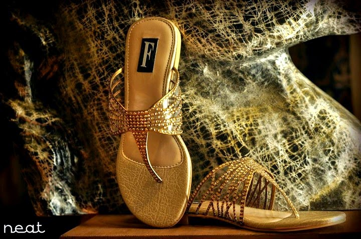 Farah and Fatima FootWear Collection for Eid 2014