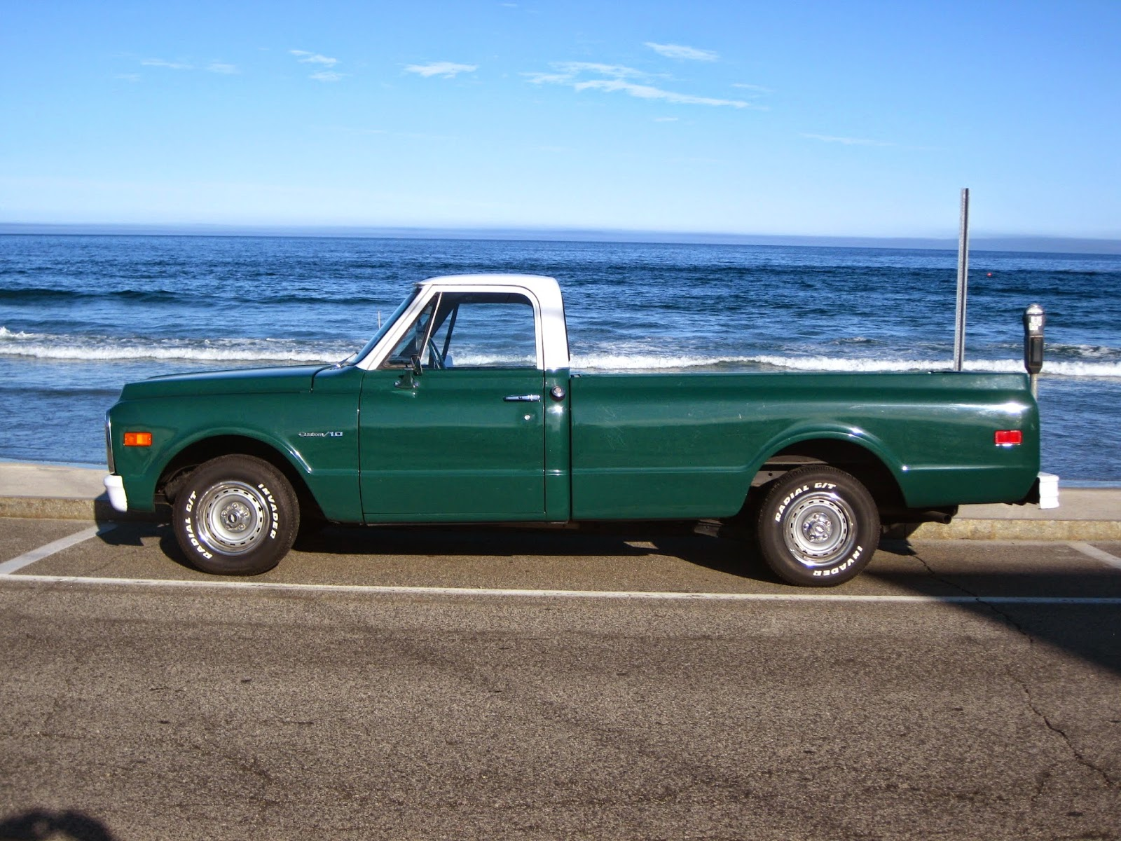 autoliterate: 1971 Chevrolet C10. For sale. York, Maine.
