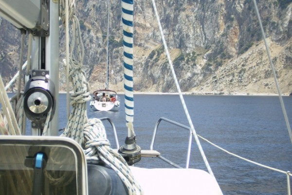 Σποράδες: Ιστιοπλοϊκή Κρουαζιέρα 4 ή 7 Ημερών (από €749) για 2-6 Άτομα με Σκάφος 34-37 Ποδιών.
