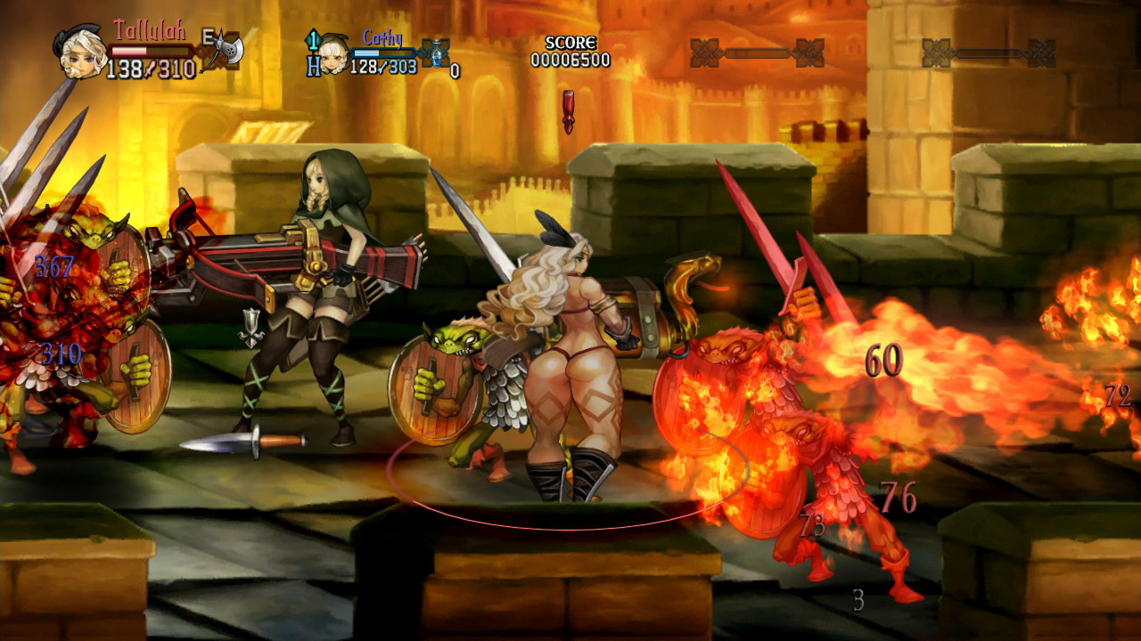 dragons crown how to play online