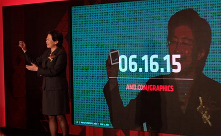 Presiden and chief executive officer AMD Lisa Su