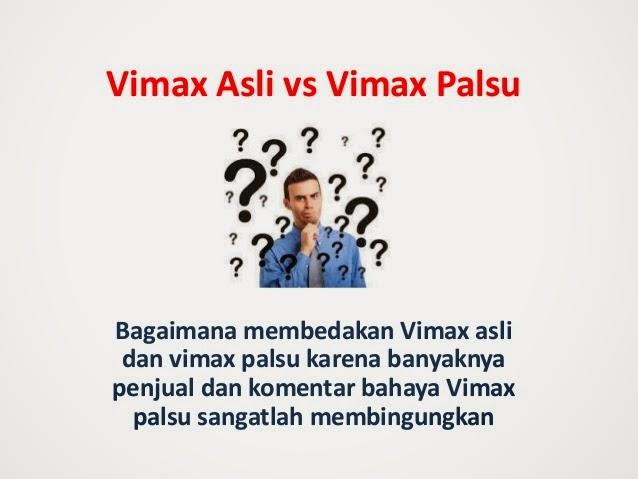 ciri vimax asli