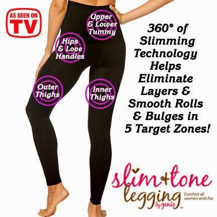 Slim Tone Legging