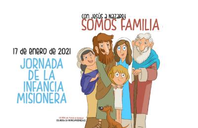 Infancia Misionera 2021