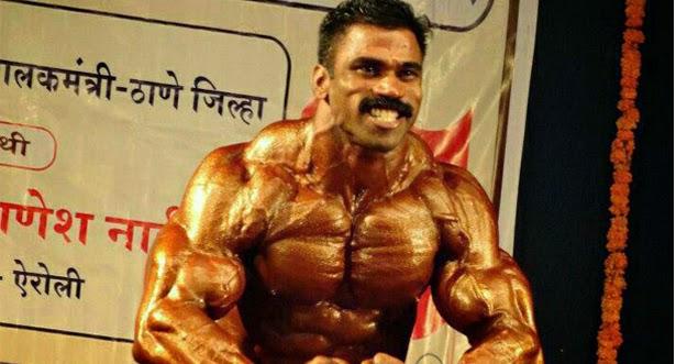 Mr India 2013 Murli kumar overall winner