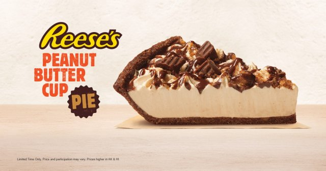 reese s peanut butter pie chocolate reese s peanut butter frozen pie ...