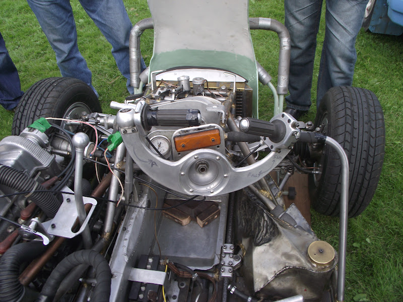 Vintage Thing No.117 - the SKR Imp-powered outfit | Engine Punk