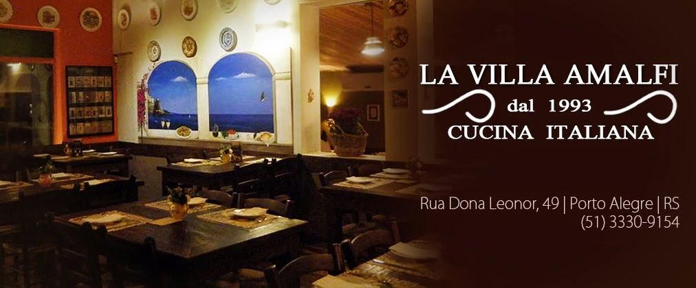 La Villa Amalfi Restaurante