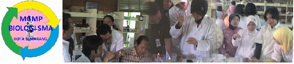 Musyawarah Guru  (MGMP) Biologi SMA Kota Semarang
