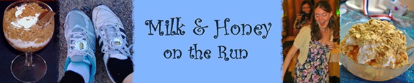 Milk & Honey on the Run