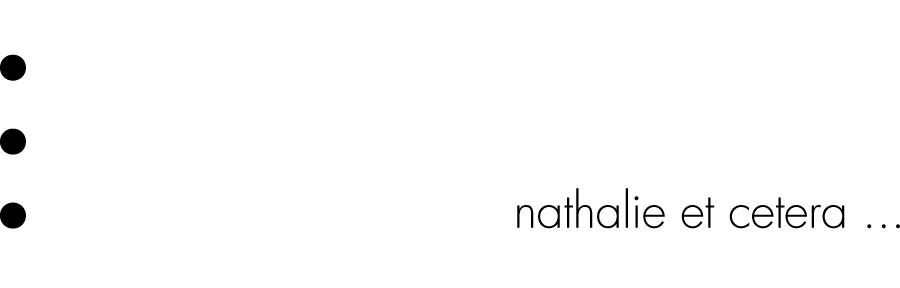 nathalie et cetera