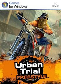 Urban Trial Freestyle pc Cover www.ovagames.com Urban Trial Freestyle Incl DLC Cracked 3DM