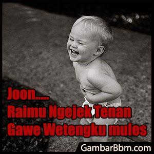 Foto Anak Kecil Lucu Bahasa Jawa