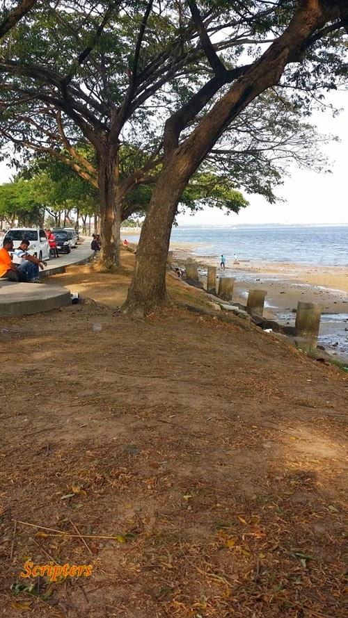 Pantai Tanjung Puteri, Johor Bahru