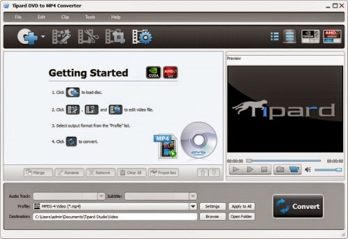 Tipard-DVD-to-MP4-Converter download