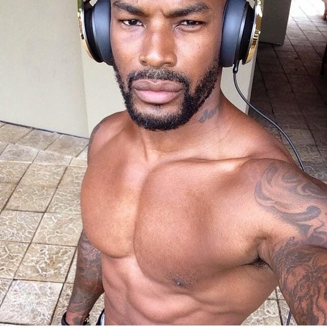 Tyson Beckford facebook