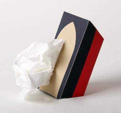 titanic Titanic tissue box