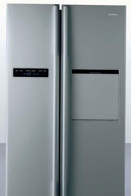 Codes pannes r frig rateurs am ricain samsung rs21 rs55 - Schema electrique refrigerateur no frost ...
