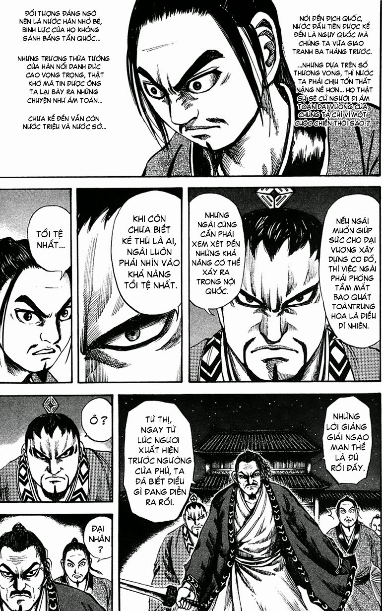 Kingdom – Vương Giả Thiên Hạ (Tổng Hợp) chap 86 page 14 - IZTruyenTranh.com