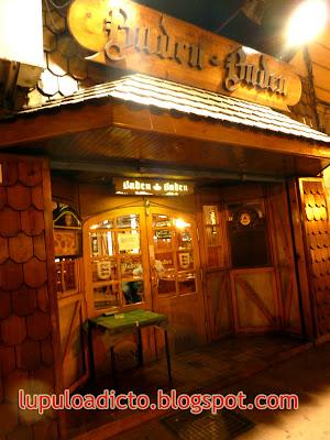 Lupuloadicto baden baden cervecer a restaurante en valencia for Decoracion de cervecerias