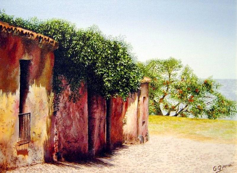 Im genes arte pinturas pintura paisajes en acr lico for Pinturas acrilicas para cuadros