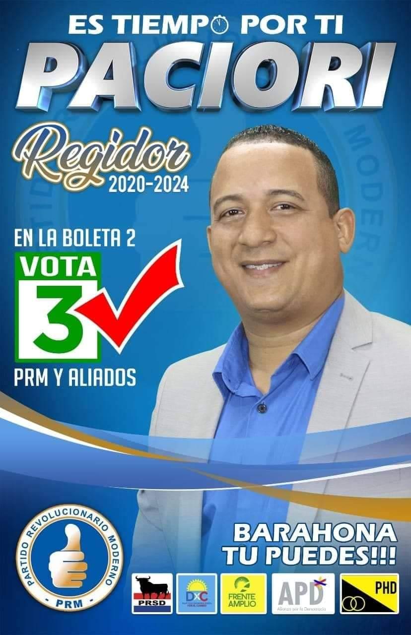 """PACIORL """"Regidor"""""""