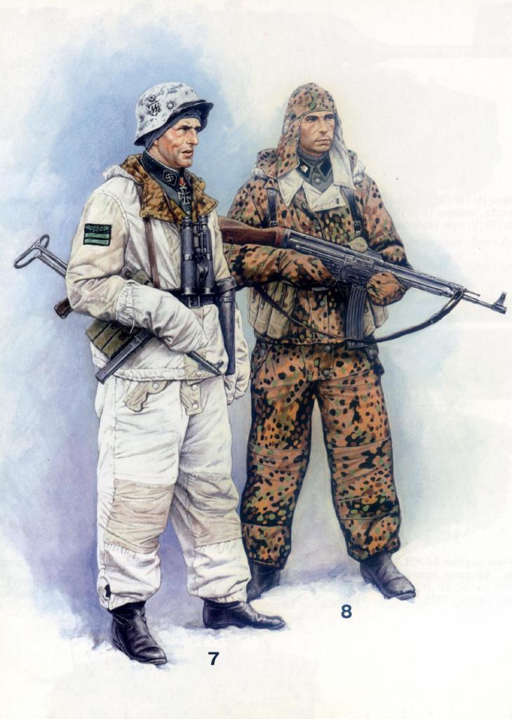 Estremamente la biblioteca militare: L'esercito tedesco nella seconda guerra  ER08