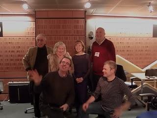 Will Hadcroft, BBC Radio 4, Siam Williams, Richard Cole, Saturday Live.