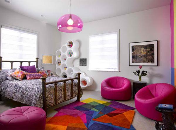 comment relooker la chambre d'une adolescente ~ décor de maison ... - Comment Decorer Une Chambre De Fille