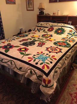 Quilting and Art Projects are on my other blog: The Lazy Quilter