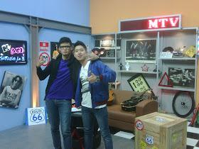 Sebagai Host VJ MTV-AM, Global TV