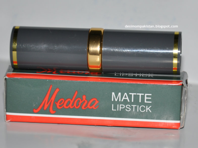 MEDORA MATTE LIPSTICK IN REAL RED