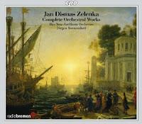 Zelenka Complete Orchestral Works - Sonnentheil