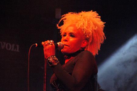 Baby Jane live at the Tivoli, Utrecht, The Netherlands (2008/04/27) photo: Harm Beltman