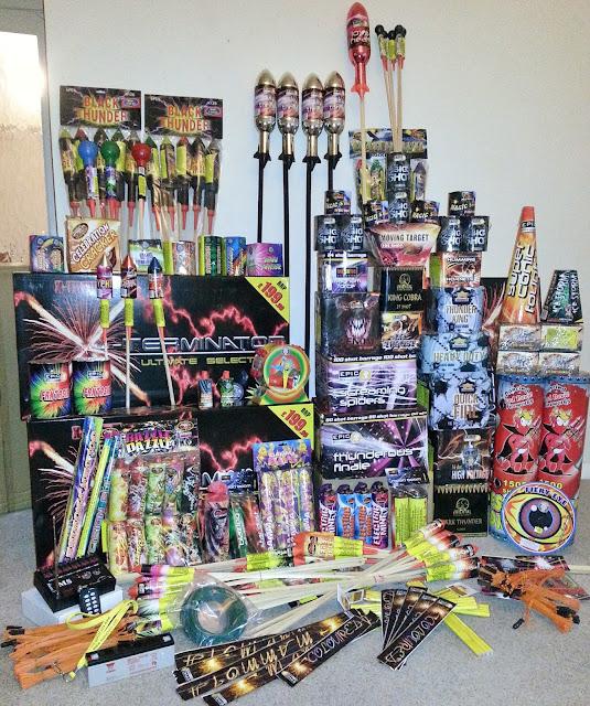 Firework Stash
