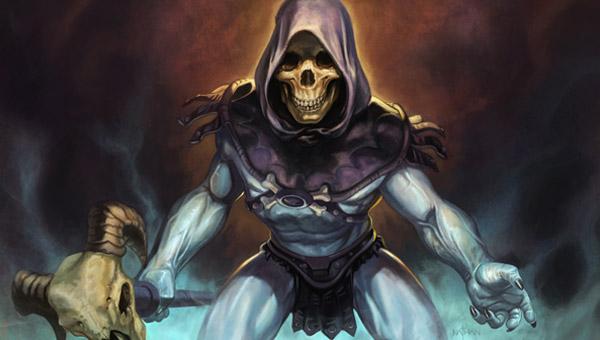 Skeletor Master of the Universe