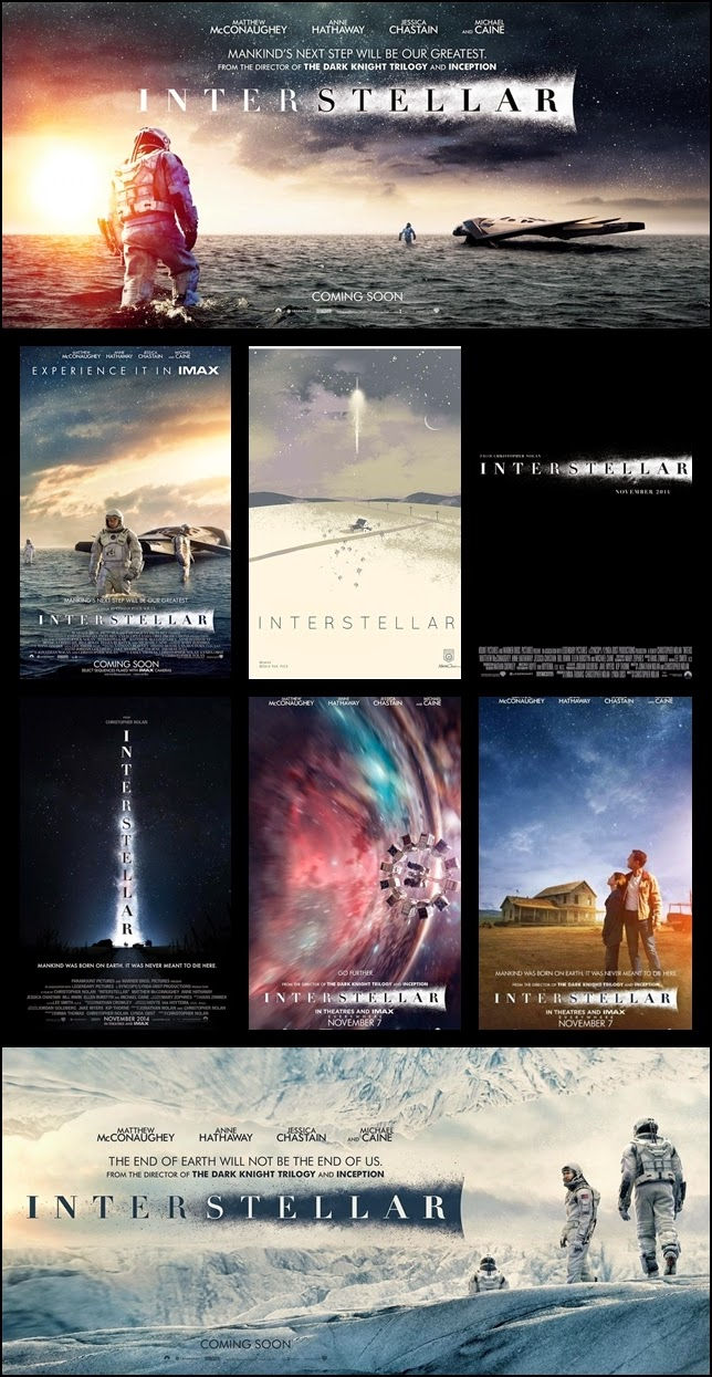 Interstellar, Christopher, Nolan