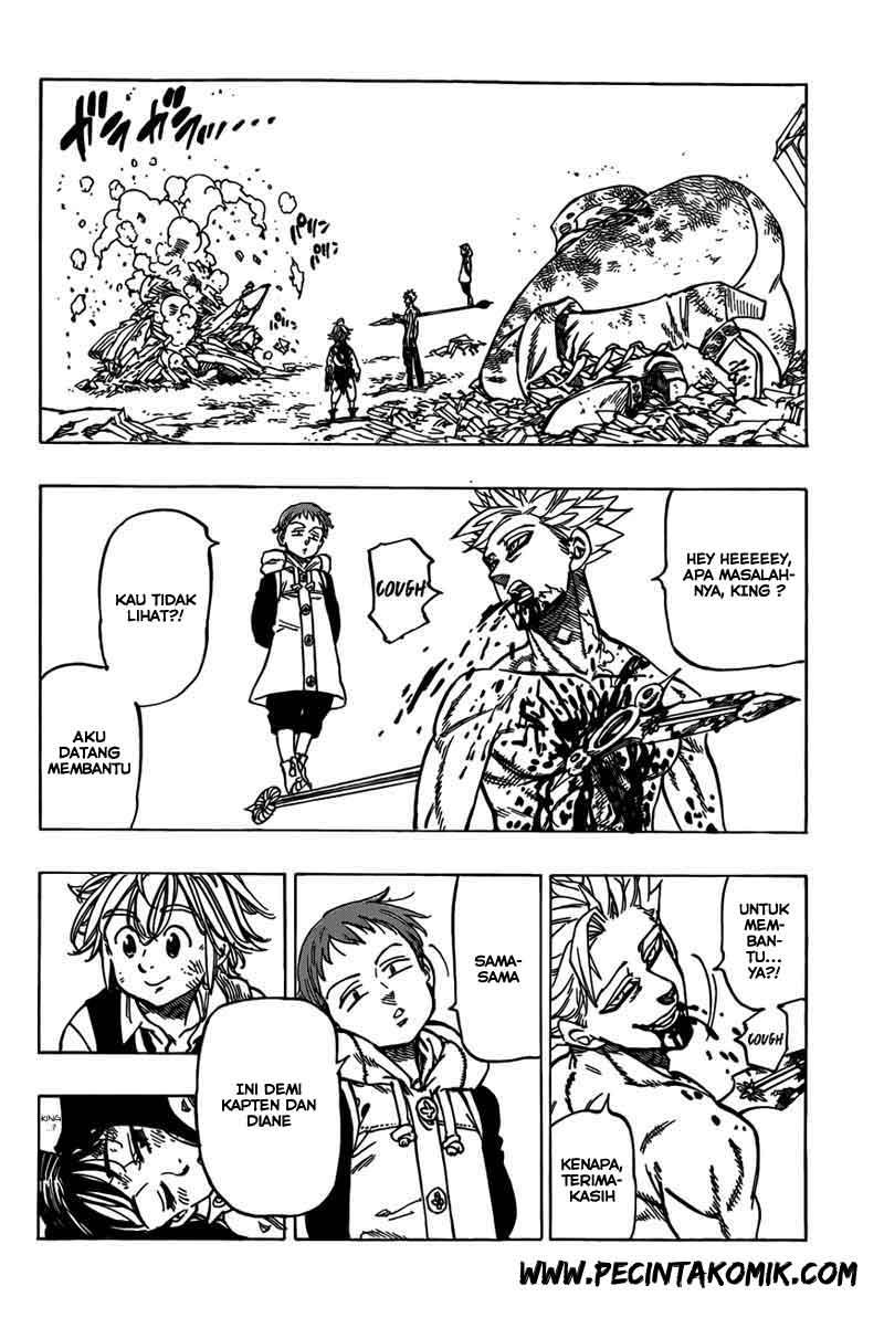 Nanatsu No Taizai Chapter 25-2