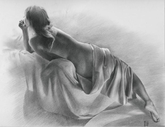 художественные рисунки:
